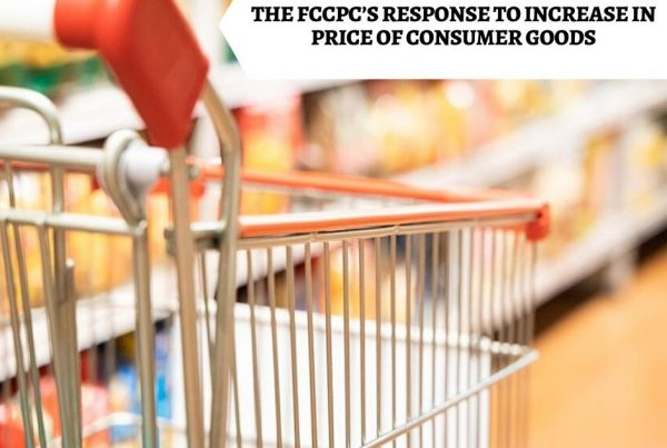 The FCCPC'S Response to Increase in Price of Consumer Goods
