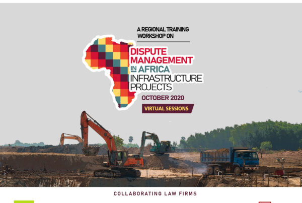 FRC presents Dispute Management in Africa Infrastructure Projects