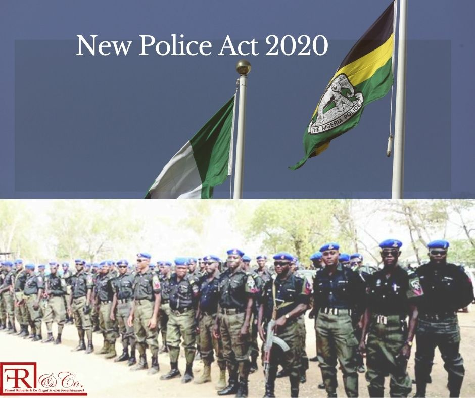 The New Police Act 2020